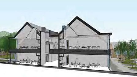 Planning application now in for proposed merger of Nene Infants and Ramnoth Junior schools, Wisbech.
