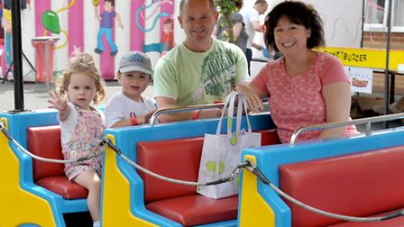 Anglia Family Fun Day, Wisbech. Picture: Steve Williams.