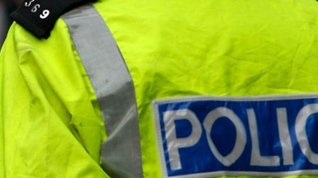 Police have appealed for information after a woman was sprayed with a chemical in Peterborough on Se