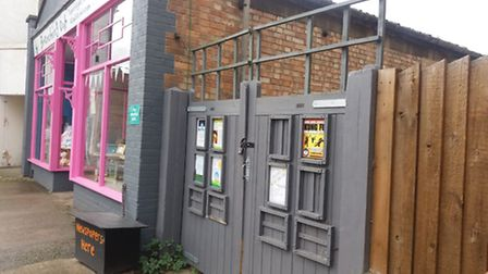 Branching Out Charity Shop in Littleport was broken into at the weekend.