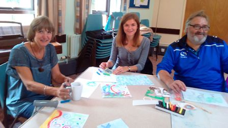 The Ely Creative Group's first meeting was held this month.