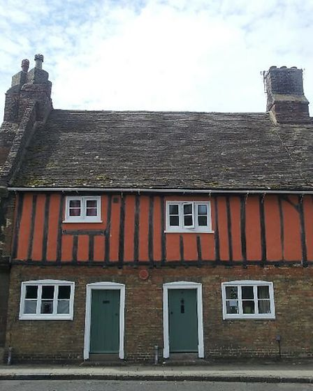 The Silver Street Cottages.
