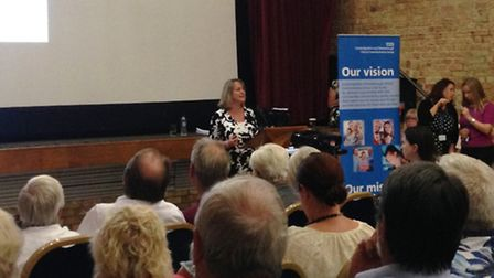 Chief officer of the Cambridgeshire and Peterborough Clinical Commissioning Group (CCG), Tracy Dowli
