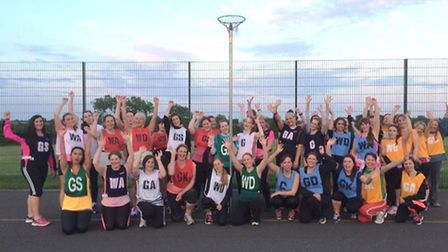 Ely Netball Club has been shortlisted for a community award