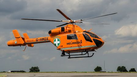Elderly man hospitalised after fall in Whittlesey