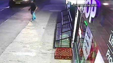 CCTV footage released in connection with rape of woman after night out in Peterborough