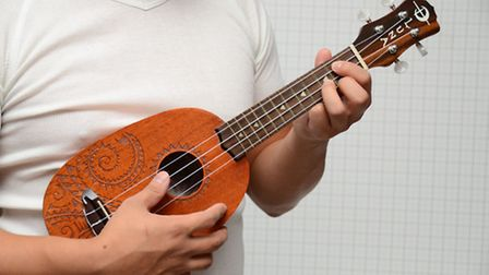 Ukelele classes are about to start in March