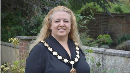 Cllr Danielle Frost was elected the new mayor of Dunmow Town Council.