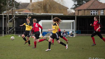 March Town beat Wisbech Town 1-0 earlier this year and added a second win last week with a 2-1 succe