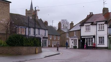 Chatteris High Street on Escape to the Country.