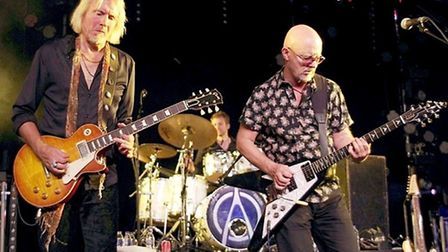 Wishbone Ash to perform in Newmarket.