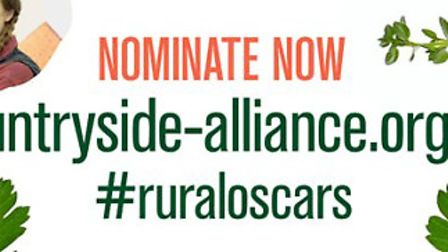 Nominations for the 2016 Countryside Alliance Awards are now open.