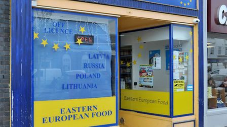 Europa High st March. Picture: Steve Williams.