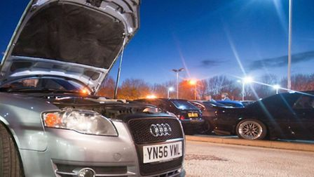East Cambs Modified re-schedule their end of summer meet after police put a stop to it