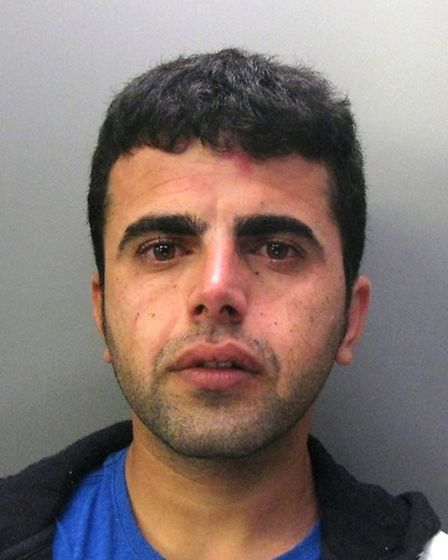 Shamal Asaad attacked a traffic warden in Peterborough