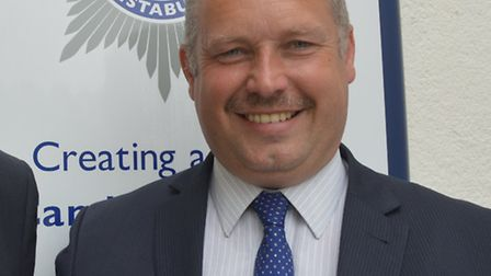 Police and Crime Commissioner, Jason Ablewhite.
