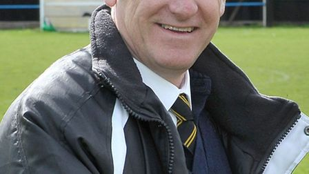 March Town chairman, Phil White.