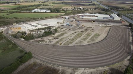 Potter Logistics' Ely rail freight terminal growth on track.