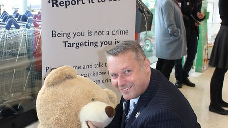 Jason Ablewhite Cambridgshire Police and Crime Commissioner