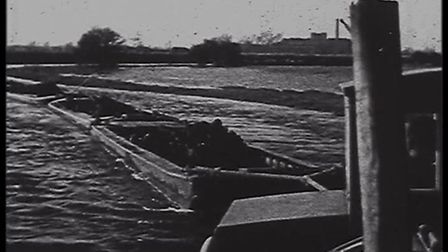 Archive footage from the film.