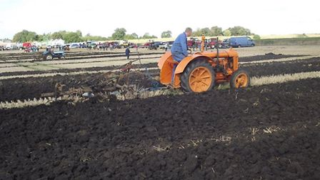 Prickwillow ploughing festival picture: Arthur Paske