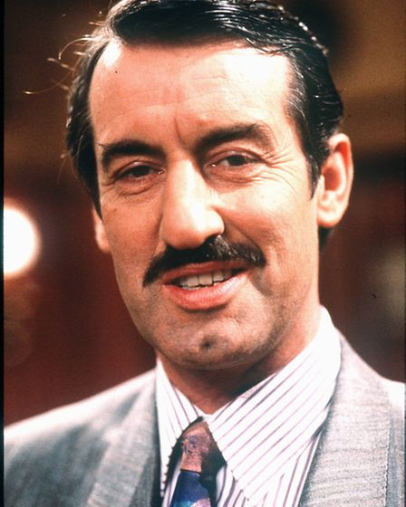 John Challis as Boycie in Only Fools and Horses.