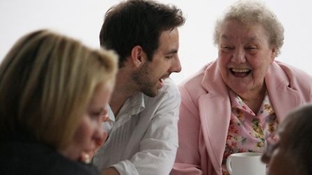 Contact the Elderly has launching monthly tea parties to help fight loneliness and isolation within