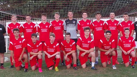 Ely City under 18s.