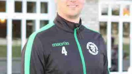Joint Soham Town Rangers manager, Dave Theobald.