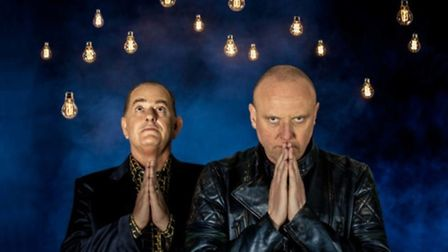 Heaven 17 are coming to Bury St Edmunds.