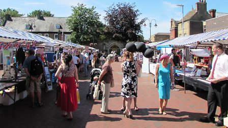 Ely Market now being promoted and operated by the council's new trading arm