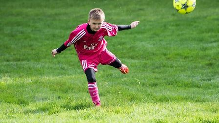Elliott Hurrell has become the #1 Footgolfer in the UK under 12's category.