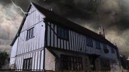 Ghostly guided tours at Oliver Cromwell's House, Ely.