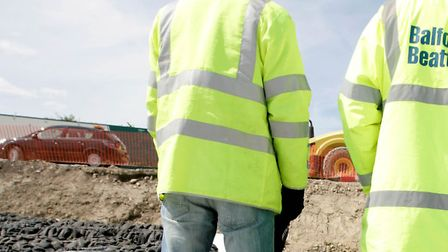 Balfour Beatty who have signed Cambs HGV code of conduct