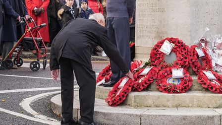 Dunmow Remembrance Parade
