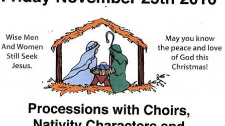The Living Nativity is coming to Ely on Friday November 25.