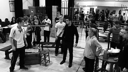 Over 50 Kings Ely pupils set to perform Les Misrables