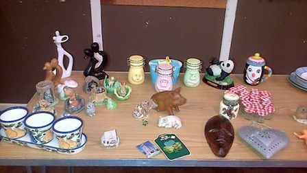 Table top sale to raise funds for Wimblington Against the Anaerobic Digester