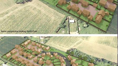 A plan for 62 homes for Doddington has been refused
