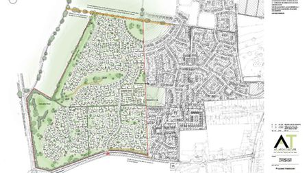 Land north of Grange Lane and east of the A10 (including allocated site LIT2), Littleport, where nea