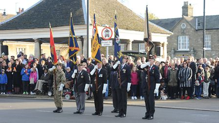 Whittlesey Remembrance 2016