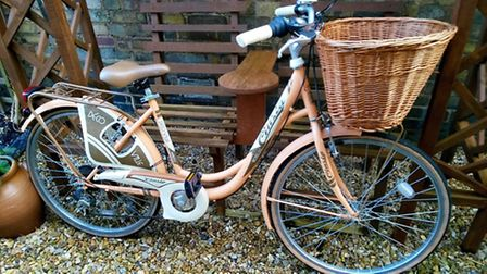 Do you recognise this bicycle? Police found it in the Ashbeach Road area of March