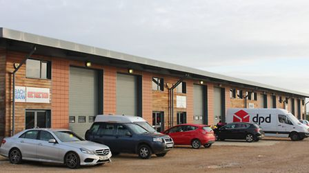 South Fens Enterprise Park is now fully occupied.