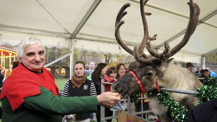 Ely Cathedral's Christmas Gift and Food Fair returns on November 18 and 19.