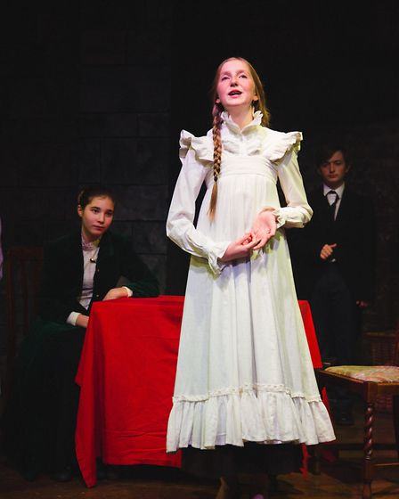 King's Ely Junior's production of The Railway Children. Picture: Max Openshaw