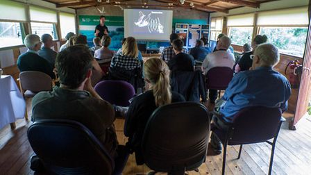 Ouse Washes Nature Friendly Zone. Pictured: Bats Wildlife Workshop