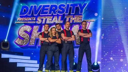 Cambridge Black Watch Steal the Show with Diversity on ITV.