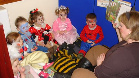 World Book Day at Clarence House nursery