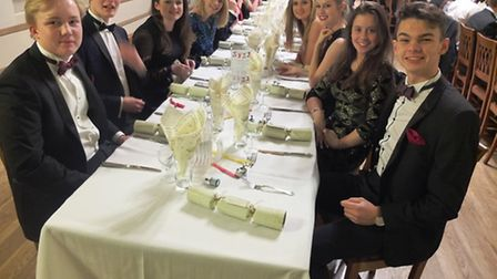 King's Ely sixth form Christmas ball set to raise thousands for charity