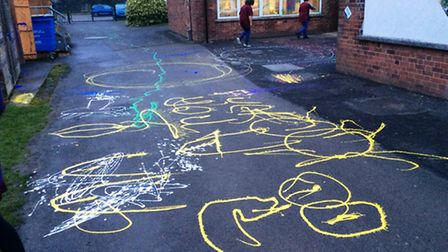 Vandals hit at Beaupre Community School in Outwell